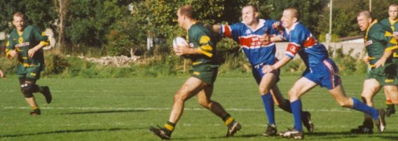 Simon Dutton Brian Cambidge Andy Helme