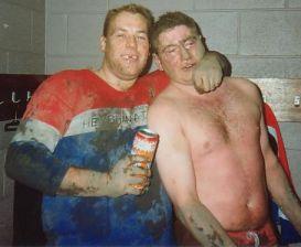 Dave Crow, Gary Butler